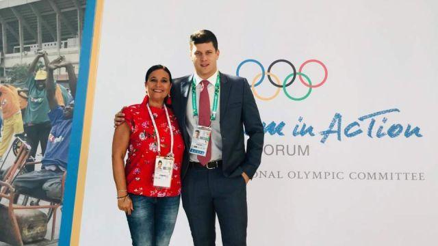 3dec9663f3 Olimpiai fórumot rendeztek Buenos Airesben az ifi játékok megnyitója előtt